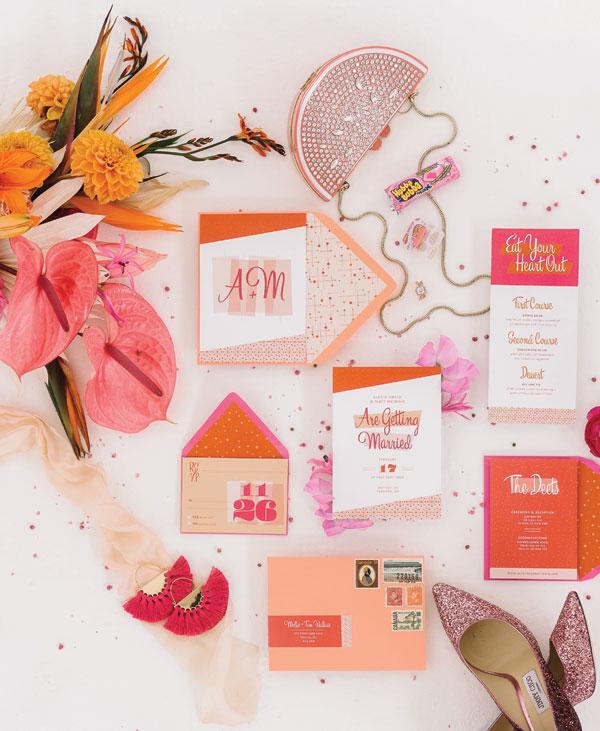 Montreal Wedding Invitations: Invitation Inspo: 19 Wedding Invites