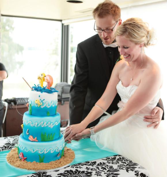 Wedding Cake Today S Bride