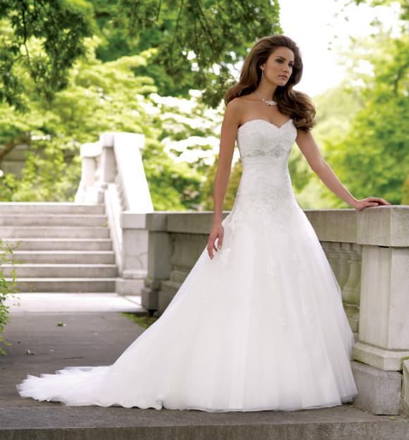 Wedding Gowns Montreal: David Tutera For Mon Cheri