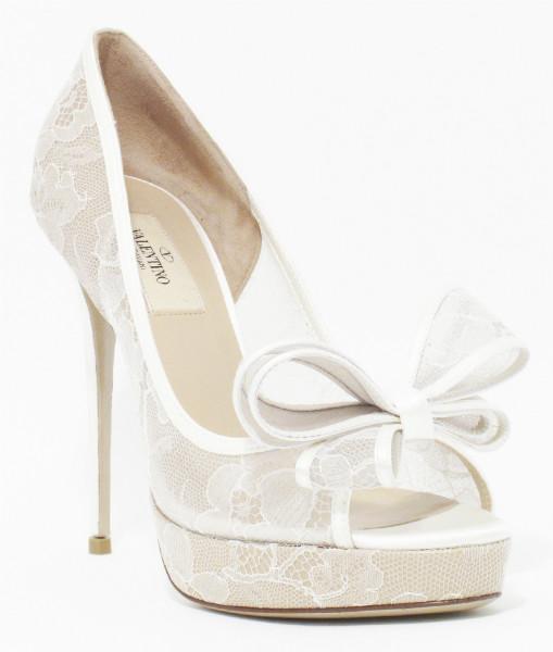 Bridal Shoes Ottawa: Bride By Valentino