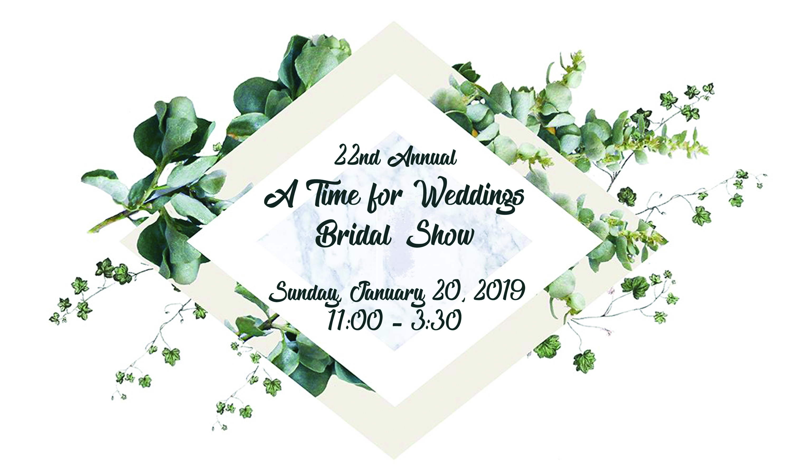 A Time for Weddings
