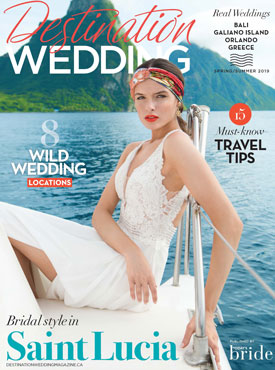 Today's Bride Destination Wedding Magazine