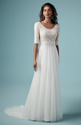 Maggie Sottero Monarch-Leigh
