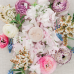Soft and sweet wedding decor
