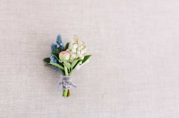 Soft and sweet wedding decor